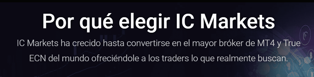 Ventajas IC Markets