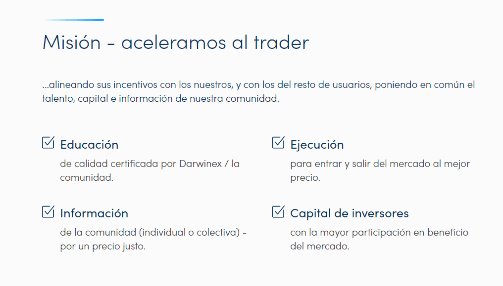 Trader darwinex