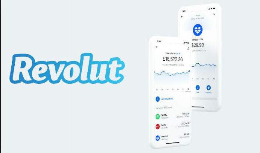 aplicación móvil Revolut