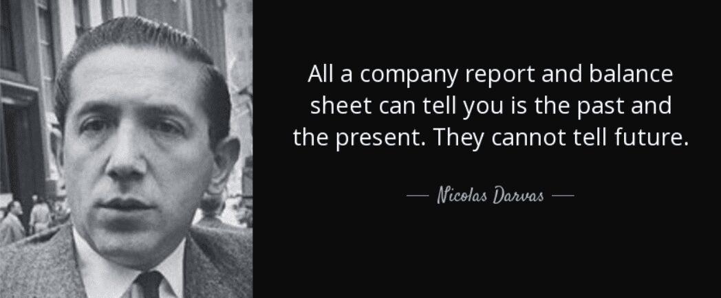 frases Nicolas Darvas