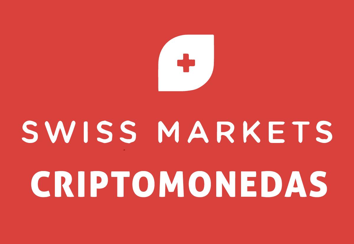 swiss markets criptomonedas