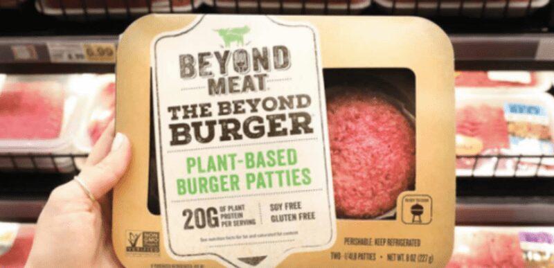 Beyond Meat Carne vegana