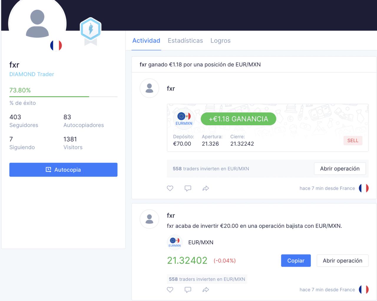 trading social NagaTrader