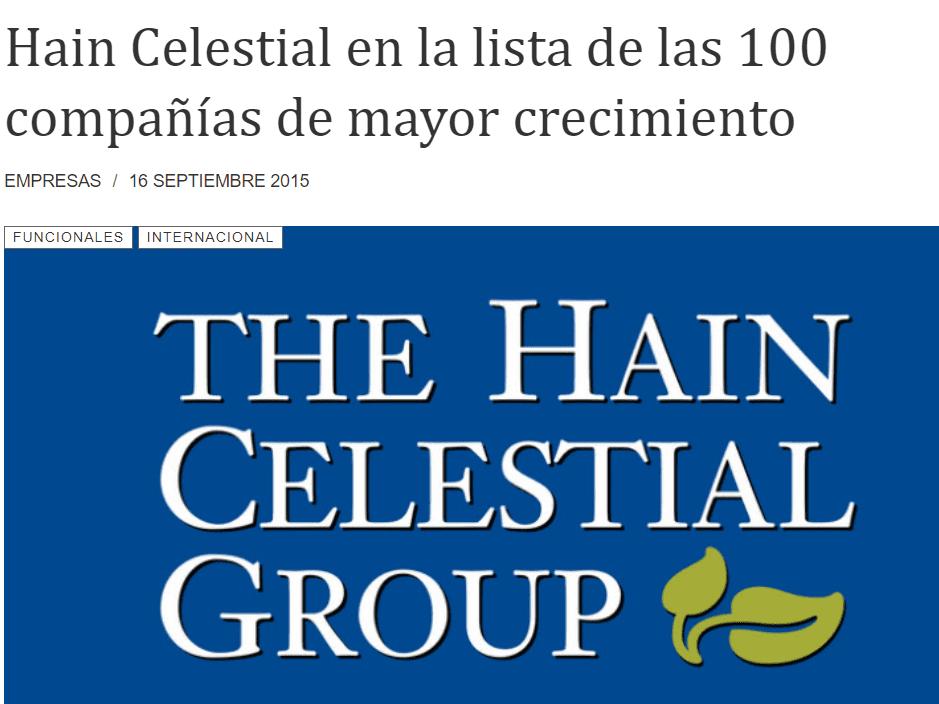 Hain Celestial Group