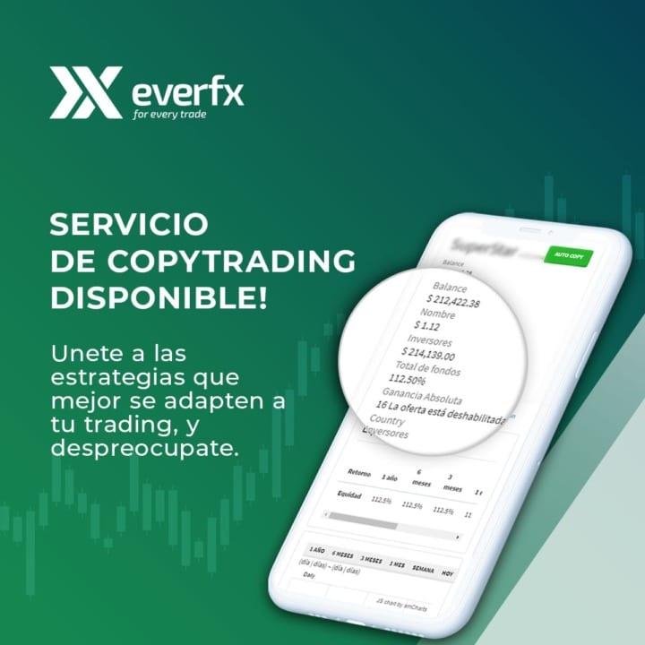 Copytrading EverFX Global